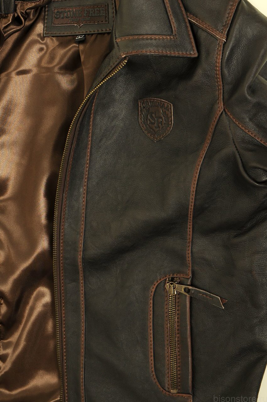 Купить кожаную куртку москве