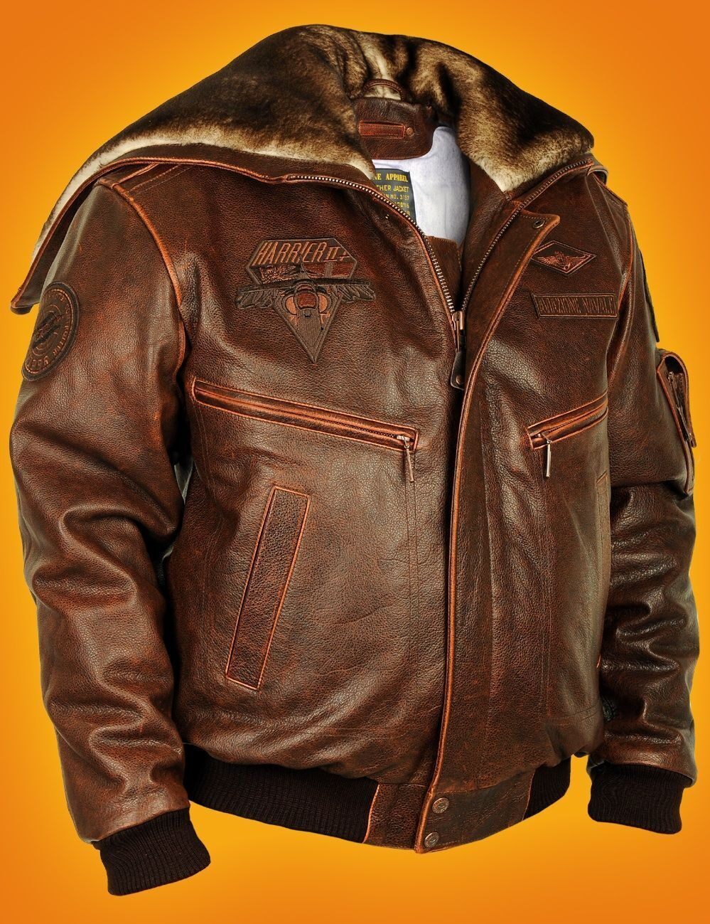 Купить Меховую Куртку Пилот Сша