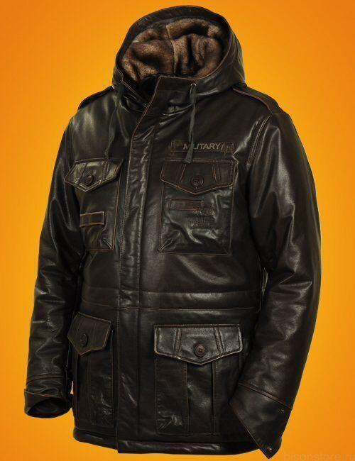 Куртки Кожаные Военные Купить В Спб