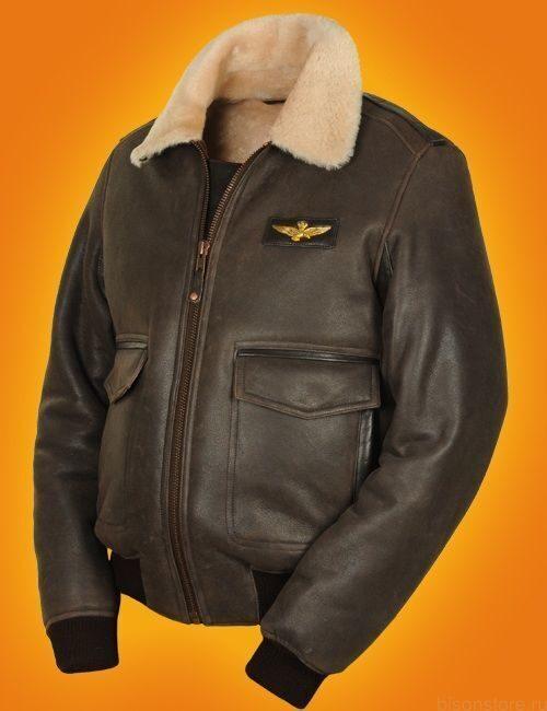 Зимняя Куртка Из Овчины Мужская Купить
