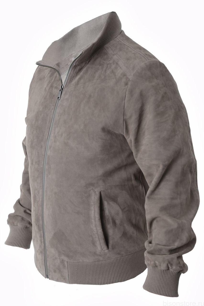 Замшевая Куртка Мужская Модель ARMANDO-ВИСКИ