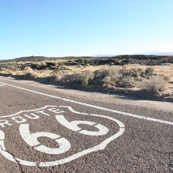 Шоссе в романтику: Route 66