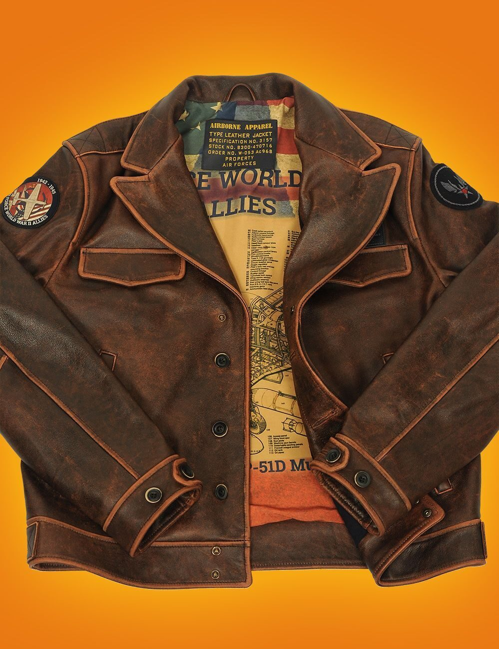 Mustang куртки мужские кожаные