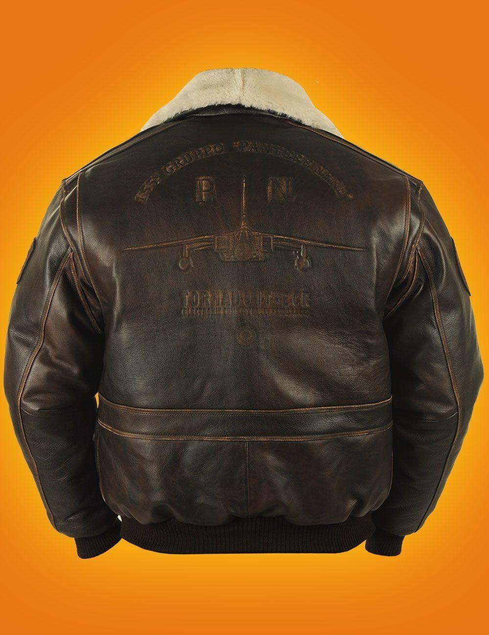 Лётная куртка пилот A-2 с нашивками коричневая 2029d801ca2